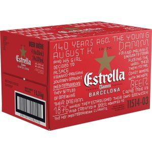 Estrella Damm Case